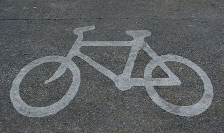 bicycle path photo