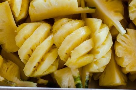 Pineapple mini Stock Photo