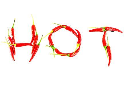 Frio vermelho quente Imagens