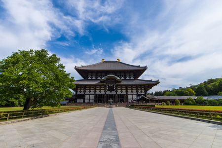 unesco: Todaiji Temple, Nara, Japan