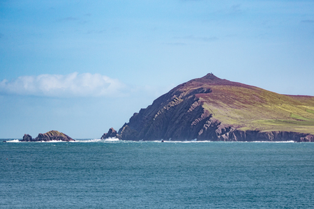 Bay on the Dingle Peninsula in Ireland Stock Photo