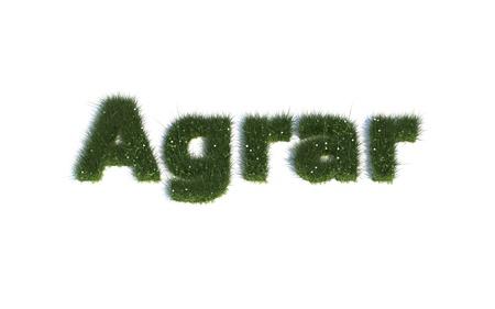 agrar: Agrar