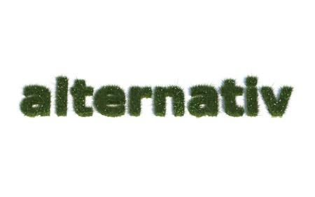 Alternativ: alternativ