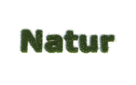 natur: Natur