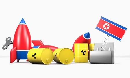 menace: North Korea - The Menace