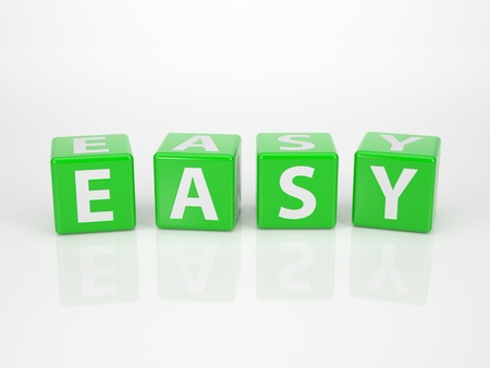 trustworthy: The Word Easy out of green Letter Dices