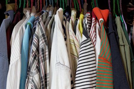 T-Shirt, wardrobe Imagens