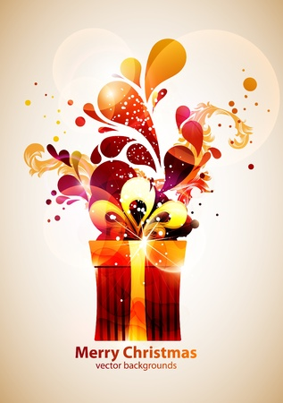 Christmas gifts  New year vector  Vector