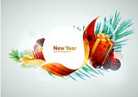 Christmas banner Stock Vector - 13091646
