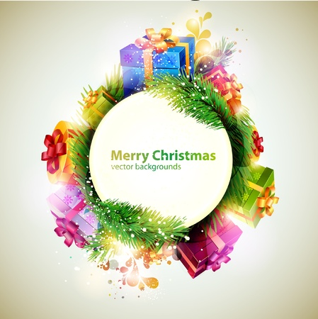 Christmas banner  Stock Vector - 13091695