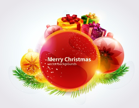 Christmas banner Stock Vector - 13091685