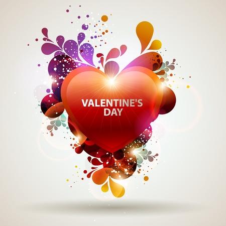Valentine s Day Stock Vector - 13091652