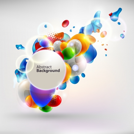 Abstract modern banner  Stock Vector - 14479345
