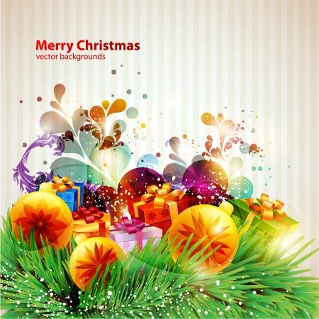 Christmas vector Vector