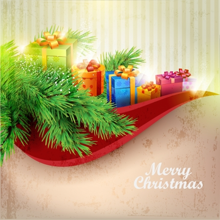 Christmas background Stock Vector - 14479362