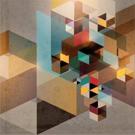 abstracte vormen: Abstract ontwerp