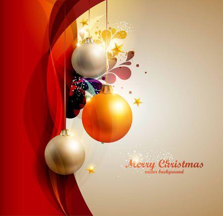 christmas wishes: Christmas background