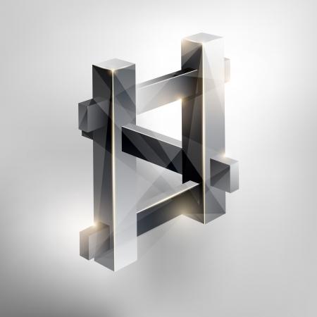 Optical illusion Stock Vector - 16939435