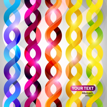 Abstract vector background Stock Vector - 18412575