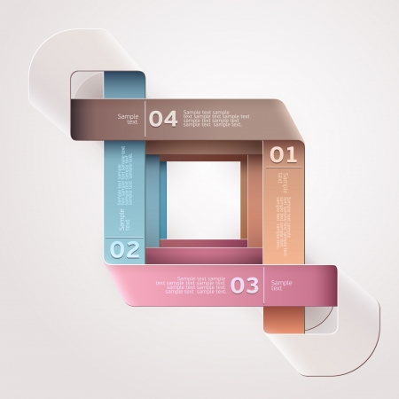 Modern design  Illustration