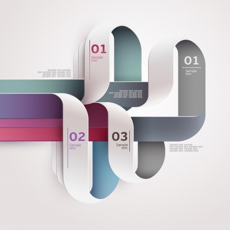 Elements of infographics  Ilustrace