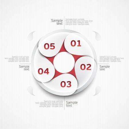 Design circle  Stock Vector - 19023408