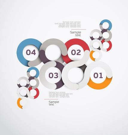 Elements of infographics Stock Vector - 21823425