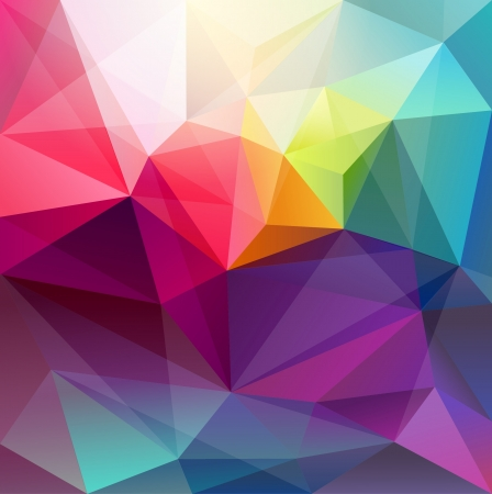 Abstract colored background Imagens - 22011681