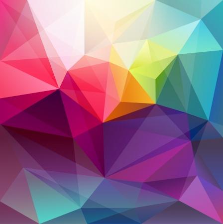 abstrakt: Sammanfattning färgad bakgrund Illustration