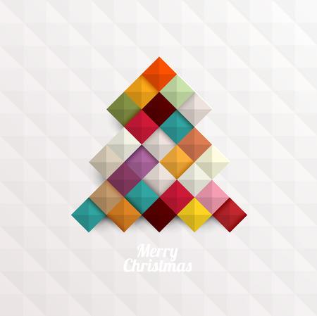 Arbre de Noël Banque d'images - 23205869