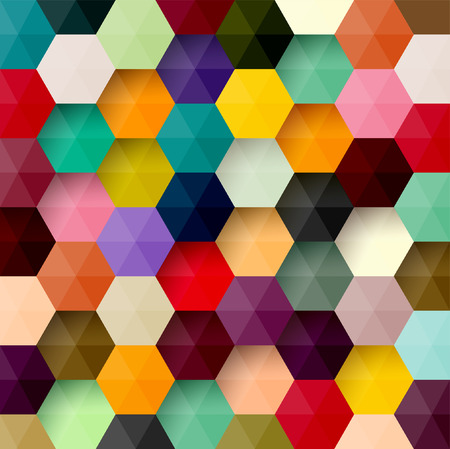 backdrop design: Abstract colorful background