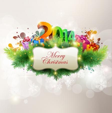 Christmas banner Stock Vector - 23909960