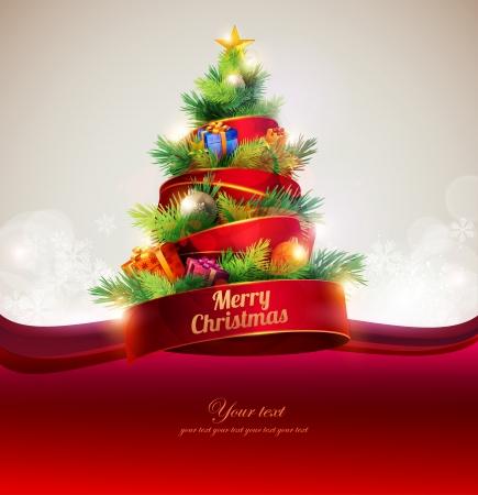 scalable: Christmas tree