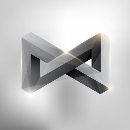 Infinity symbol Фото со стока - 29644355