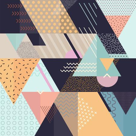 Art geometric background Banco de Imagens - 54352802