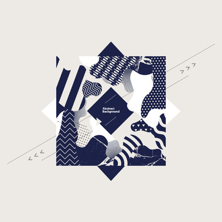 dcor: Abstract decorative square.