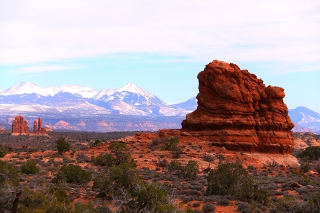 Arches National Park, Utah photo
