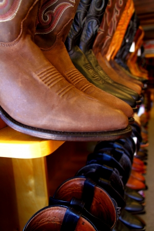 Old Boots Store at Old Town Scottsdale, Scottsdale, Arizona photo