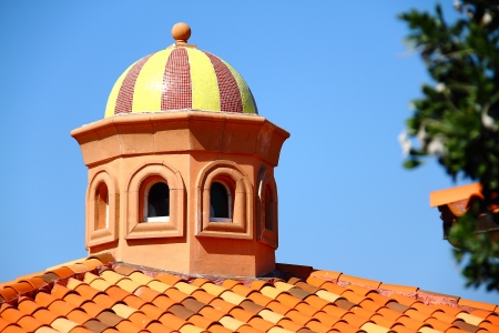 Dome of Laredo Hosue, The South of Texas State