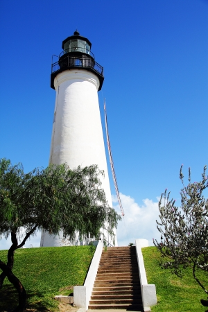 isabel: Port Isabel Lighthouse, South Parde Island, Texas