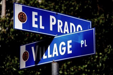 balboa: To The Balboa Village in Balboa Park, San Diego, CA