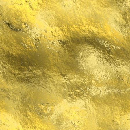 Seamless gold texture (computer graphic, big collection) photo
