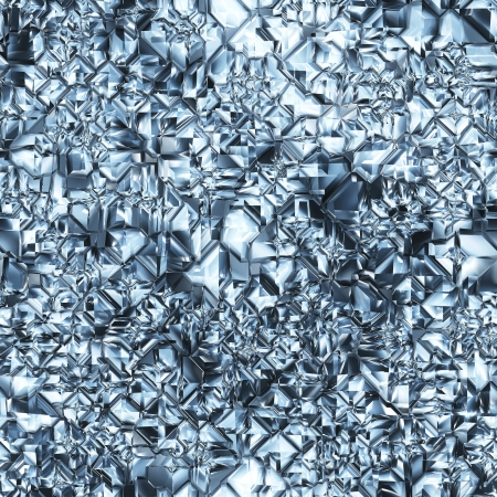 Seamless crystal texture  computer graphic, big collection Stock Photo - 18712646