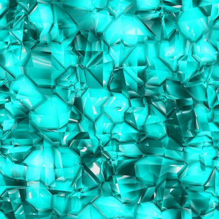 Seamless crystal texture  computer graphic, big collection Stock Photo - 18712668