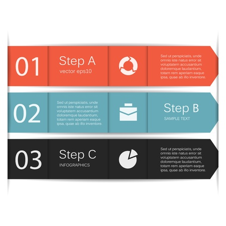 hierarchy chart: Template for your business presentation  infographic