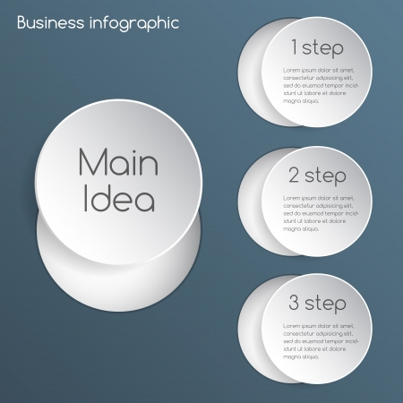 Template for your business presentation