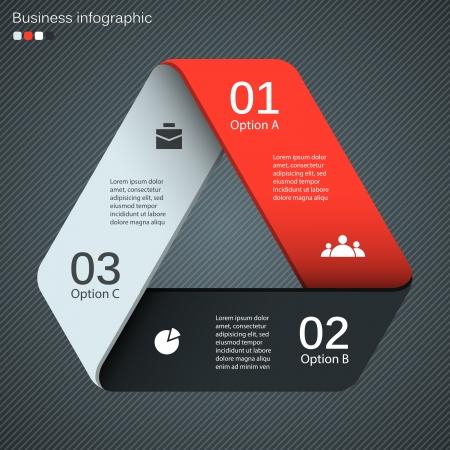 trois: Mise en page de vos options. Peut �tre utilis� pour l'information graphique.