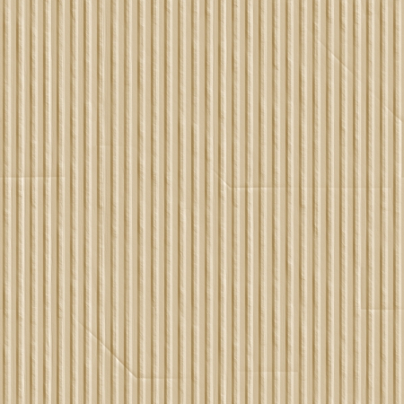 corrugated: Seamless cardboard texture (computer graphic, big collection) Stock Photo