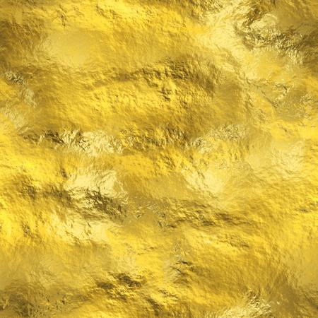 Seamless gold texture photo