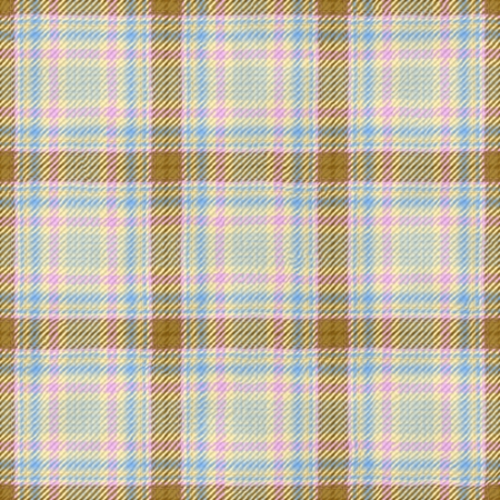 chequered drapery: Seamless cloth texture Stock Photo